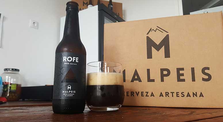 Artisan Beer Malpeis