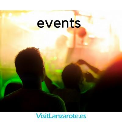 events in lanzarote