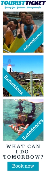 TouristTicket Excursions Lanzarote