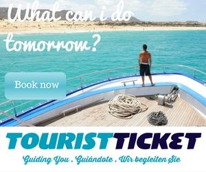 TouristTicket Excrusions Lanzarote